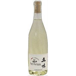 3740 五味葡萄酒 プティペントピア 白 720ml