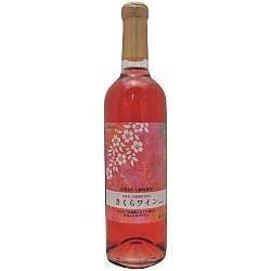 3777 くずまきワイン さくらワイン 720ml