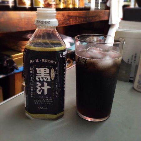 931 ミツレの黒汁